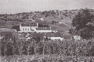 The Sigolsheim Capuchin Monastery before the war