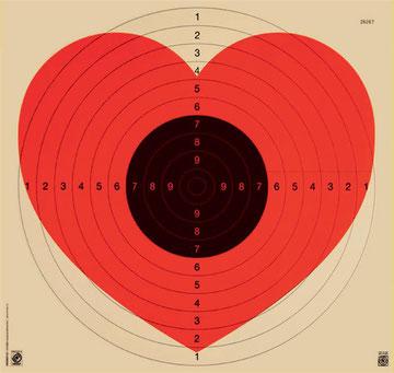 Patrick Thomas Heart Target