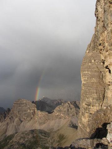 Rainbow and luck!
