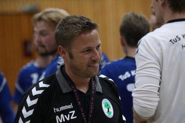 Trainer van Zuikekom konnte am Ende durchatmen