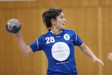 Neuzugang Louise Schöneshöfer - Willkommen im TuS