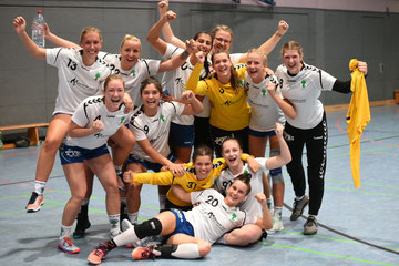 Der Teamgeist hat gewonnen! Foto von Thomas Hergarten