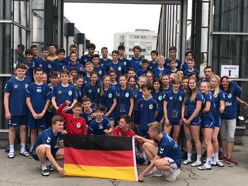 TuS Teilnehmer bei den World Games in Klagenfurt 2019