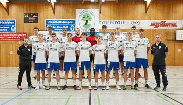 A-Jungen 2021-2022 Foto Maria Schulz
