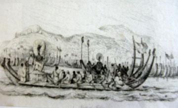 Flotte de Tahiti