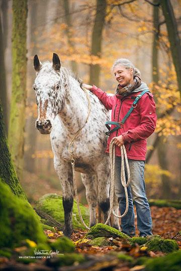 Reittherapie im Odenwald, Wellenreiter, Lampenhain, tiergestützte Therapie, Karla Brahms