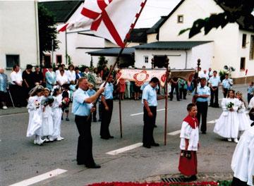 Fronleichnam 2000