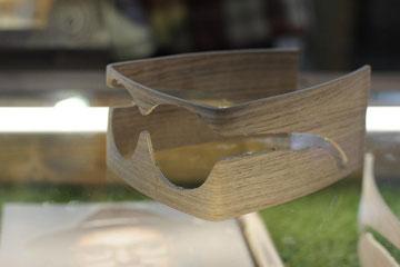 Holzbrillen ... Trend mit Fehlern