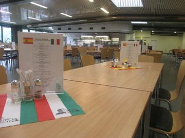 Spanisch-Italienische Themenwoche