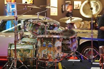Drums à la Michael Jackson