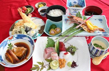 海鮮和定食