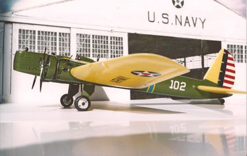 Model by Gordon Stevens
