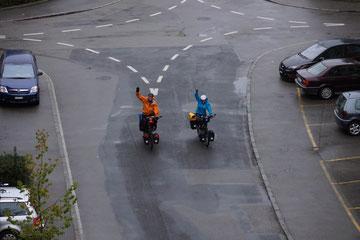 Prolog in Bern beendet