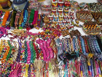 Otavalo Kunsthandwerksmarkt