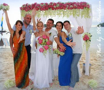 Тайланд. Свадьба на Пхукете - доступная роскошь!