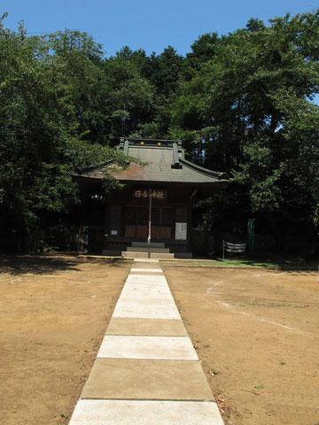 さちが丘 日吉神社