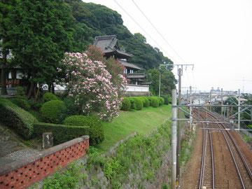 興津宿清見寺