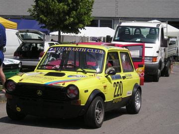 A112 Abarth gr5