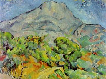 Mont Sainte-Victoire (Paul Cèzanne)