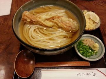 ひえひえうどん 美味し(^^♪