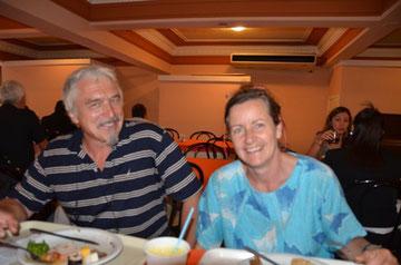 Lilian & Hanspeter / Whisper (CH) , Salvador 23-08-2012