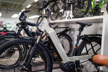 e-motion e-Bike Premium-Shop Velbert