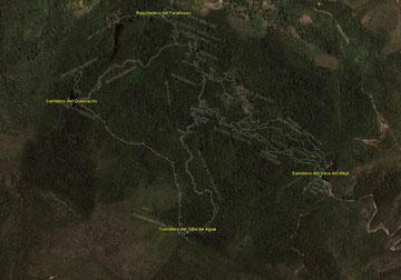 topography Jesús Martínez Salcedo - Cueva Farallones de Gran Tierra de Moa