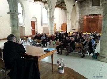Réunion générale du Club à La Rochelle le 02-04-2015