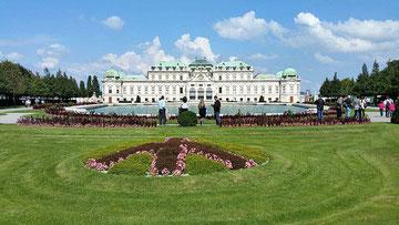 Château du Belvédère  Vienne