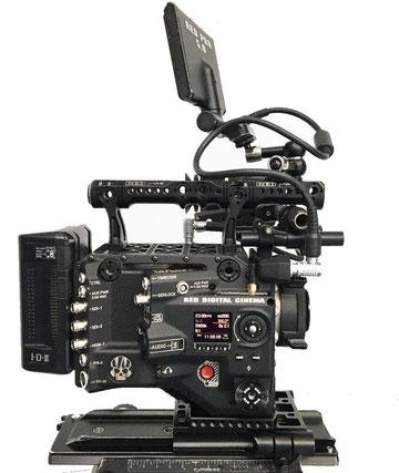 Puhlmann Cine - Red Ranger Helium 8K S35 Camera