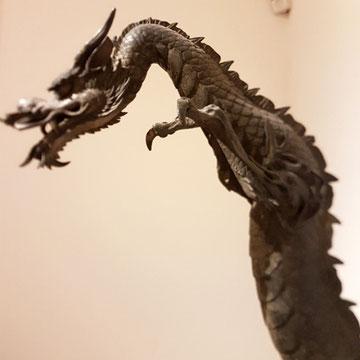 Wlodarek - Drachenfigur