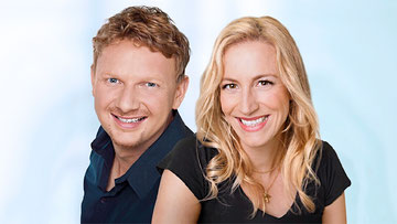 Ilka Petersen (rechts) und Holger Ponik