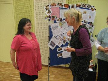 Stabwechsel im Westhagener Mütterzentrum: Elisabeth Strecih geht und Elvira Mauer kommt