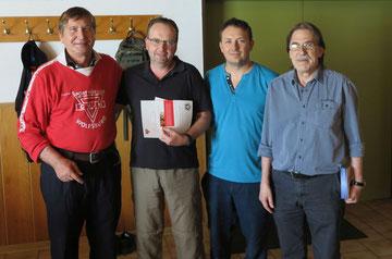 Dietmar-Gero Meyer (Zweiter von links)