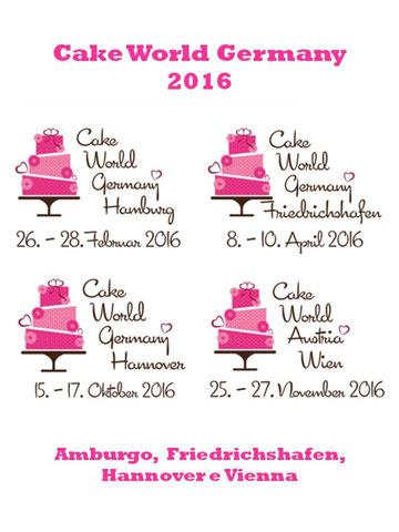 Corso Di Cake Design Gratuito Roma : Eventi e corsi sul cake design in Italia - Ilovezucchero ...