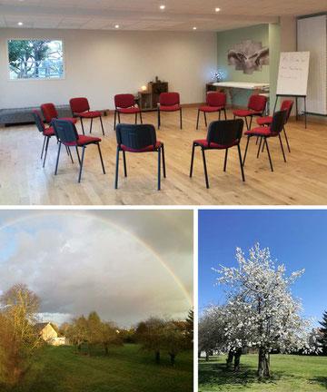 salle en location a Esvres - conferences, seminaires, formations - cioffi matthieu - via energetica portail bien-etre