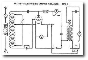 Schema elettrico Ondina
