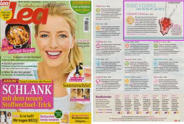 Lea Nr. 31, 24.07.2013