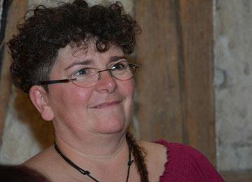 Sandra im Dezember 2014