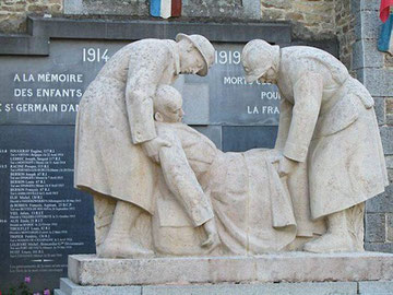 Monument St Germain d'Anxure (53)
