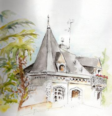 Maison bourgeoise de Caneta