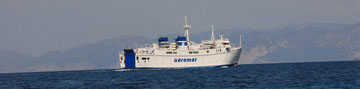 Sardinian ferry company Saremar