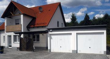 renovierung durch fa christian rank aus ornbau zapf garagen undicht. Black Bedroom Furniture Sets. Home Design Ideas
