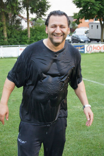 Coach Yasar Hakan wurde eiskalt abgekühlt