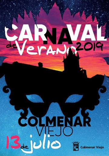 Fiestas en Colmenar Viejo Carnaval de Verano