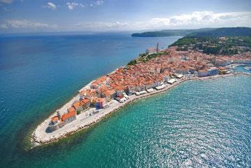 #PortorozLive – eine Multimedia-Reisereportage live aus Slowenien