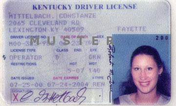 Umschreiben einer Ausländischen Fahrerlaubnis