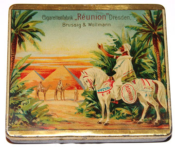 Reunion Cigaretten Dresden Brussig & Wollmann