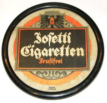 Josetti Cigaretten Künstler Entwurf von KON LINON