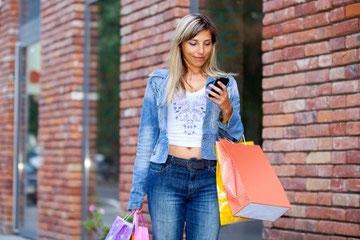 Lokale Suche mit Smartphone - Firmeneintrag in Google My Business optimieren